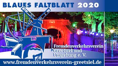 Blaues Faltblatt 2020