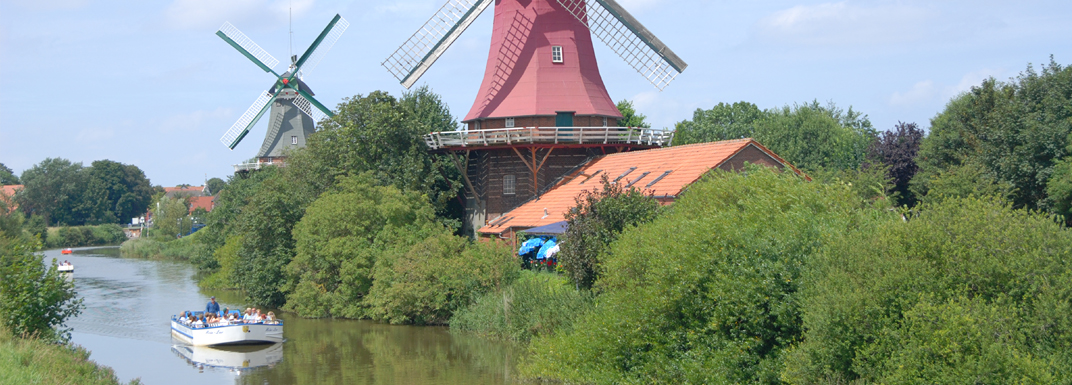 Oase in Greetsiel